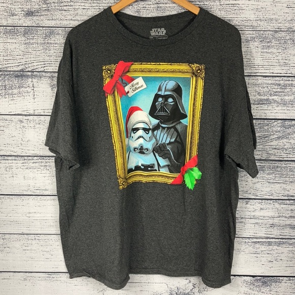 Star Wars Merry Sithmas (Christmas) Tee Shirt